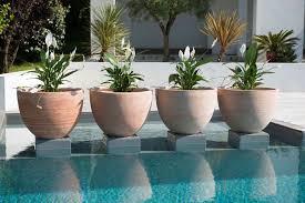 vasi in plastica da esterno vasi giardino resina vasi da giardino modelli vaso