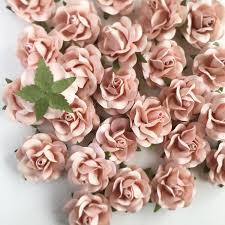 blush paper wedding paper flower backdrop wall