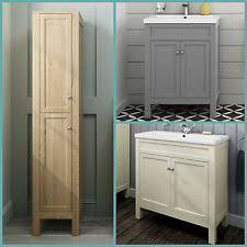 Bathroom Storage Ebay Eye Catching Oak Bathroom Cabinet Ebay Of Best References Home