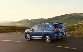 subaru suv price presenting the 2019 subaru ascent suv subaru