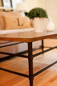 Big Coffee Tables by Wayfair Coffee Table Update Kelly In The City