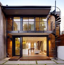 visually striking open and airy modern home in san francisco san