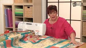 mary smallegan tips for quilting on a domestic sewing machine
