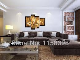 applying the harmony to your living room paintings home design painting of living room house photo design