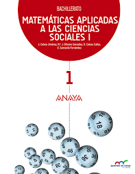 imagenes matematicas aplicadas matemáticas aplicadas a las ciencias sociales 1º bto anaya