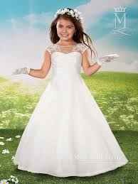 marys bridal marys bridal cupids f432 flower girl dress cap sleeves