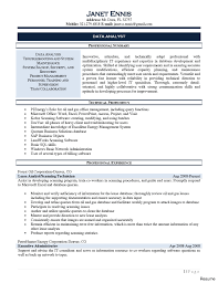 systems analyst resume doc data analyst resumes samples resume sample template info 7 4a pdf