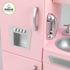 kidkraft cuisine vintage 53179 kidkraft pink vintage kitchen kidkraft uk