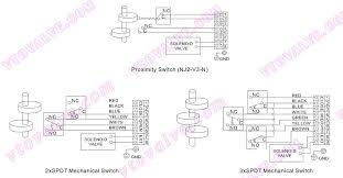 bapl310n limit switch box valve position monitor