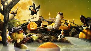 halloween hd wallpapers free halloween desktop wallpaper 1600x900 wallpapersafari