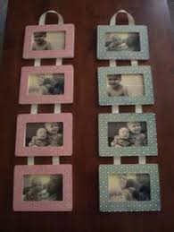 hanging picture frames ideas make these pretty functional ribbon hanging frames hanging