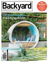 backyard november 2017 free pdf magazine download