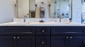 blue base kitchen cabinets navy blue shaker cabinets kitchen cabinetry