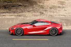 Toyota Supra 2015 Toyota Supra Could Have A Bmw Hybrid Heart