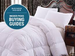 Good Down Comforters The Best Comforters You Can Buy Business Insider