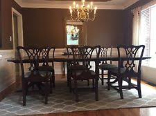 mahogany dining room set mahogany dining furniture sets ebay