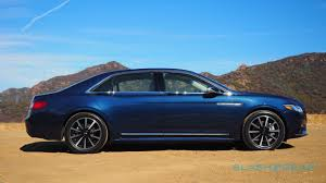 lincoln town car 2017 2017 lincoln continental first drive how to reboot an icon
