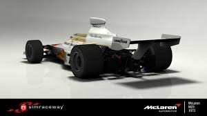 mclaren logo drawing simraceway u2013 mclaren m23 available u2013 virtualr net u2013 sim racing news