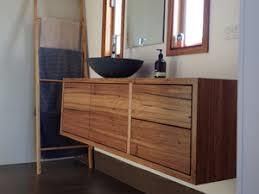 Bathroom Vanity Custom Custom Timber Vanities Bringing Warmth To The Bathroom