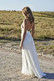backless wedding dress fabulous backless boho wedding dresses cherry
