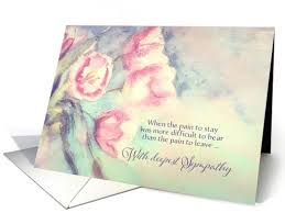 condolences greeting card 122 best sympathy and condolences paper greeting cards images on