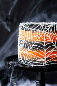 Black Halloween Cake by 1000 Images About Halloween On Pinterest Black Velvet Cakes