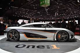 koenigsegg concept car geneva koenigsegg one 1 can still stop the show the fast lane car