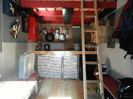 Tiny House Interiors Photos Texas Couple Builds 100 Sq Ft Tiny Home For 7 000 Treehugger
