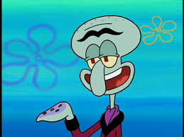 squidward q tentacles the adventures of gary the snail wiki