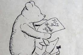 winnie the pooh sketch expected to make pots the times u0026 the