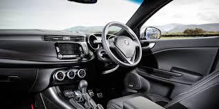 family car interior car review alfa romeo giulietta stylish and small littlegate