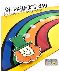 st patrick u0027s day activities u0026 freebies the first grade parade