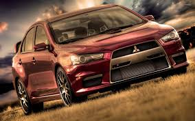 mitsubishi evo iphone wallpaper red mitsubishi lancer evolution wallpaper car wallpapers 49316