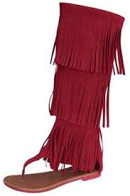 womens fringe boots target target has some amazing boots right now fringe s