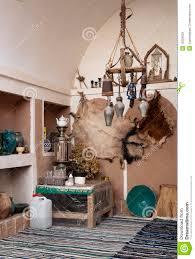 home interior traditional decoration in yazd iran royalty free