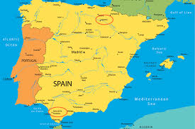 Spain Regions Map by Exploring Spain Off The Beaten Track In Logrono And Jerez