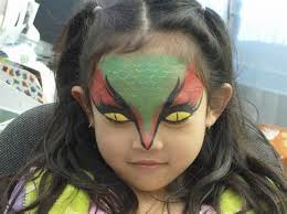 Child Dragon Halloween Costume Image Detail Face Painting Dragon Snake Serpent Costume