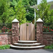 wooden gates designs exterior contemporary with automatic cheshire