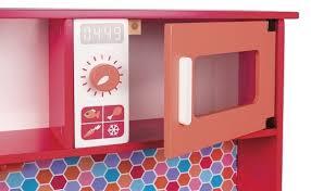 cuisine en bois jouet janod cuisine en bois pour enfants