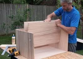 Make A Picnic Table Out Of One Sheet Of Plywood by How To Build Your Own Camp Kitchen Chuck Box Rei Co Op Journal