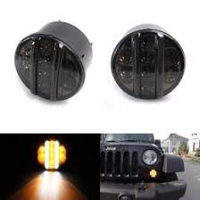 led lights for jeep wrangler jk daytime lights turn signal ls for jeep wrangler jk