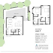 images of floor plans floorplans parkview townhomes burnaby