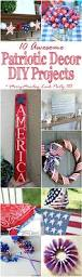 10 awesome patriotic décor diy projects merry monday link party