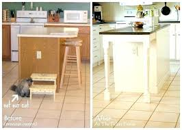 build kitchen island with cabinets kitchen island cabinet base givegrowlead
