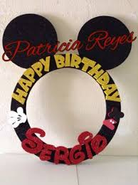 mickey mouse photo booth mickey marcos para cumpleaños mickey mouse mice