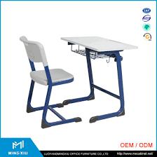 Modern School Desk China Sell Cheap School Desk And Chair Single Student Modern