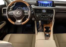 lexus suv rx 2017 interior interior new lexus rx l 2019 features 2018 2019 best suv