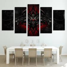 Game Home Decor 2017 Framed Hd Printed Symbol Of Dragon Game Home Decor Wall Art