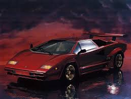 vintage lamborghini the tyco rc lamborghini countach ah the memories