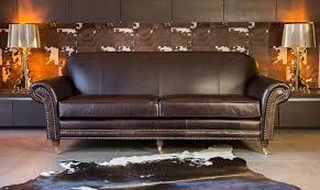 Chelsea Leather Sofa - Chelsea leather sofa